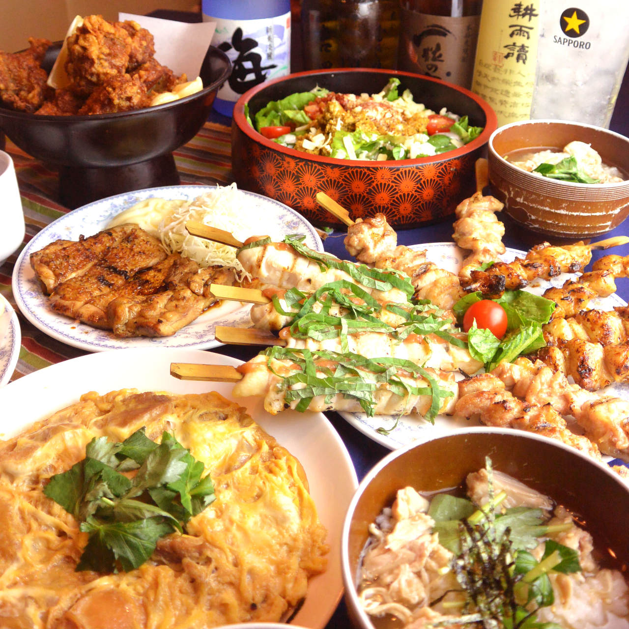 幸の鳥 ‐東京八重洲地下街‐