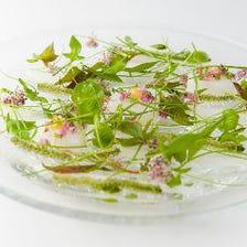 口の中で花開くアロマ(香り)
