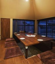 安心・快適の個室完備