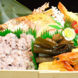 お祝い弁当 1800円/2160円