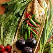 みずみずしい四季折々の京野菜