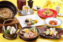 特別な日を彩る伝統的な京懐石