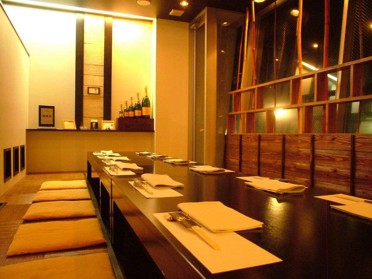 テーブル席・4名様~12名様