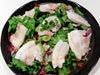 茶美豚の蒸しサラダ わさび醤油ドレッシング