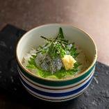 <ディナー>小豆島 丸島醤油で食べる生しらす丼