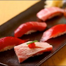 築地マグロ仲卸が経営する江戸前寿司