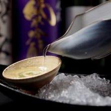 日本酒のこだわり