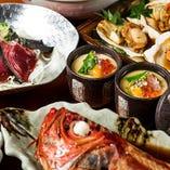〔新宿駅徒歩2分〕好立地の個室寿司割烹でご宴会を。