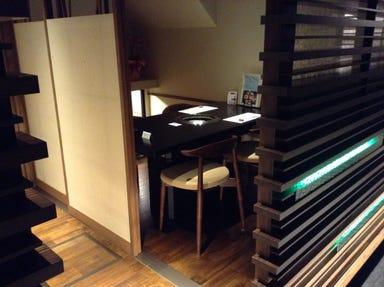 焼肉 祇園 りゅう庵  店内の画像