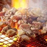 宮崎地鶏のもも焼きは地元宮崎総本家の 味をそのままに!