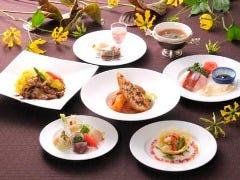 札幌ビューホテル 大通公園 中国料理 緑花