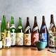 日本酒は全て千葉の地酒。常時20種以取り揃えております!