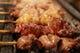 香取・錦爽どりをはじめ、厳選された鶏を最高級紀州備長炭で!