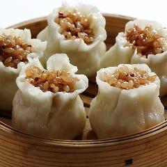 上海名物 五目もち米焼売