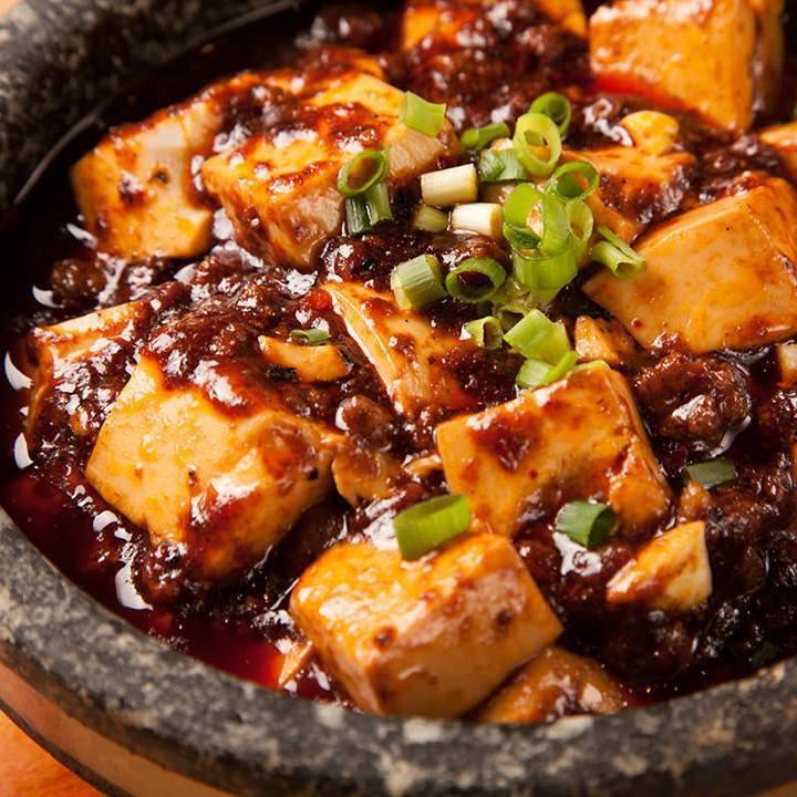 四川や上海など豊富な中華料理