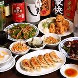 【中華料理】 長年経験を積んだシェフが作る絶品中華料理