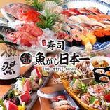 魚がし日本一 浅草橋店
