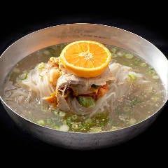 特製手打ち冷麺