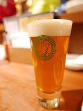 樽生クラフトビール4種類常設!