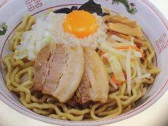 油めん(極太麺)
