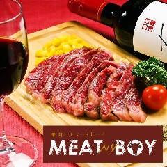 プライベート個室 肉バル MEATBOY N.Y 梅田大阪駅前店