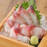 本日の産直鮮魚