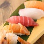 握り寿司(5貫盛り)