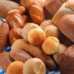 ドイツパン4種盛合せ