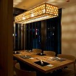 【完全個室】接待、記念日、会食などにご利用いただけるテーブル席 2~6名様