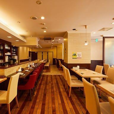 上海灘dining 田町店 店内の画像