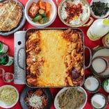 120分(L.O.30分前)飲み放題付!美味なる鍋や韓国逸品料理が楽しめるコース料理は3,500円より