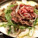 プルコギチョンゴル~韓国風すき焼き~