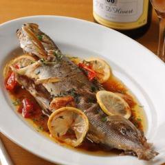 豊洲直送!本日のおすすめ魚料理