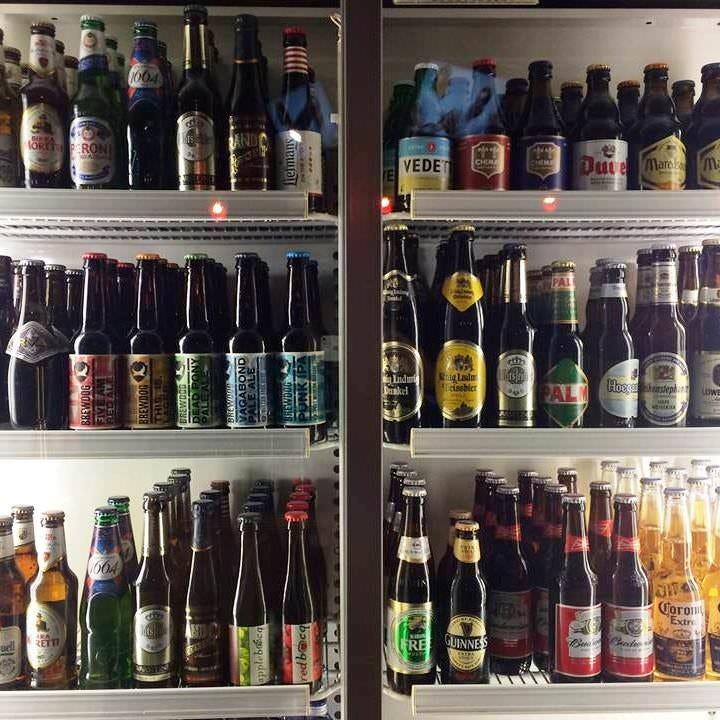 ◆各国のビール取り揃え