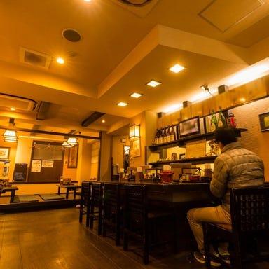 須坂屋そば 駅前店 店内の画像