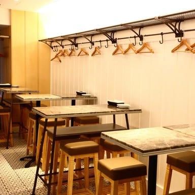 bar à vin PARTAGER (バール ア ヴァン パルタージェ) 店内の画像