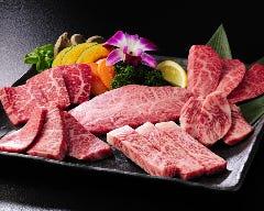 山形牛 一頭六種盛り合わせ ~6Kind of Beef BBQ Assortment~