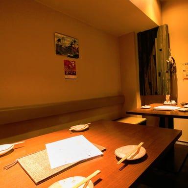 焼き鳥 炭焼キッチン Tenten 心斎橋店 店内の画像