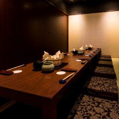 京都 瓢喜 八重洲店 店内の画像