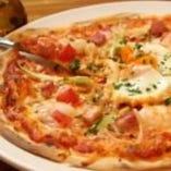 手作りパスタやピザをぜひご賞味ください。