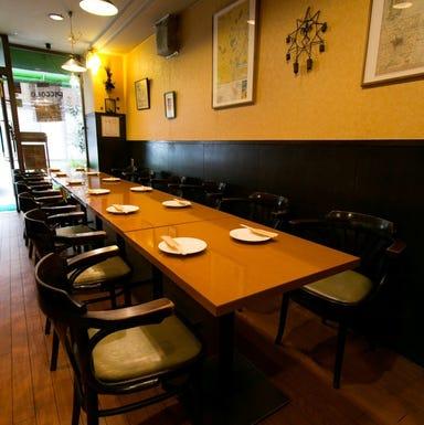食堂 ピッコロ  店内の画像