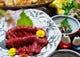 貴重な会津馬刺や会津の郷土料理を各種揃えております