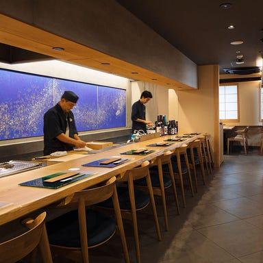 魚で乾杯 うず潮  店内の画像
