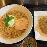 【日替わり】特製醤油ラーメンと炒飯