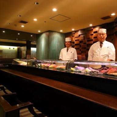 魚がし日本一 新橋駅ビル店 店内の画像