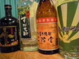 ☆日本酒・焼酎・梅酒・酎ハイ☆