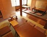 ◎2階席:宴会に最適のお座敷席◎ 最大25人まで収容可能!!!