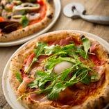 グランフロントの本格ピッツェリアでお好きなピッツァを