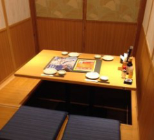 充実のテーブル席!個室もあり!