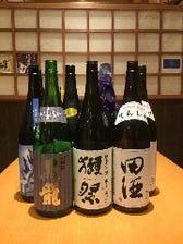 季節物の日本酒もございます!